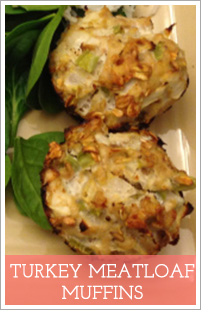 Turkey Meatloaf Muffins FitStyled