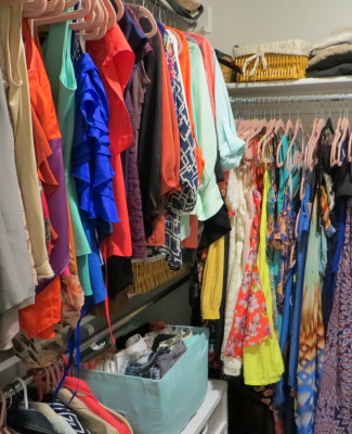 How to Edit & Organize Your Closet
